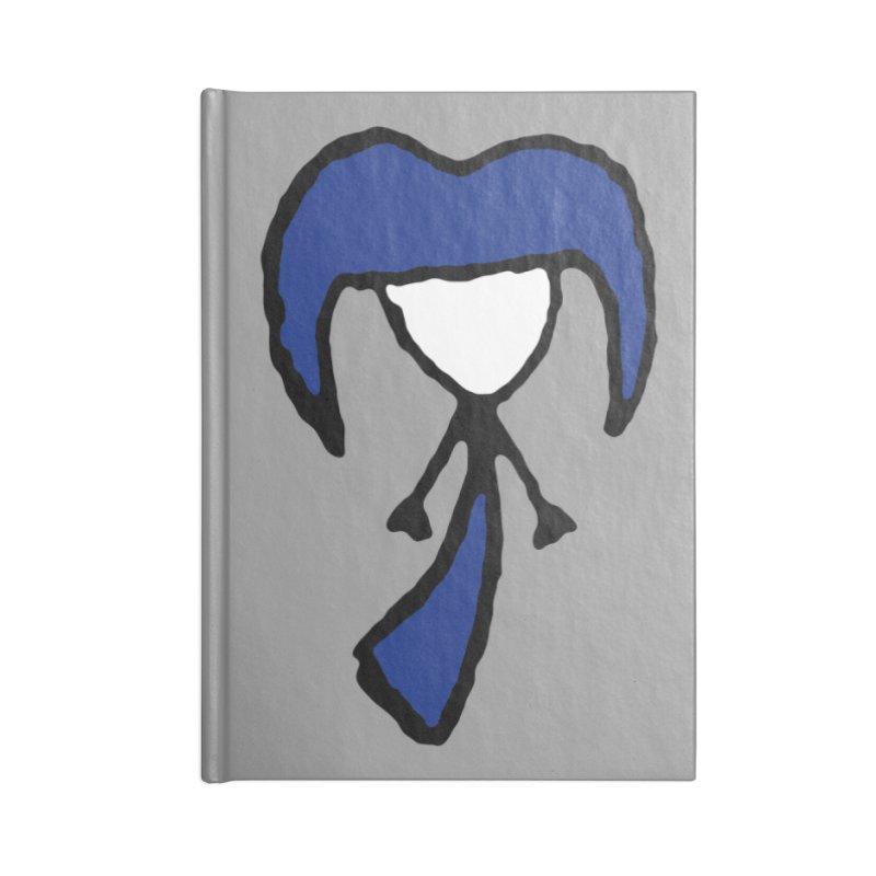 Yuffie Accessories Notebook by The Little Fears
