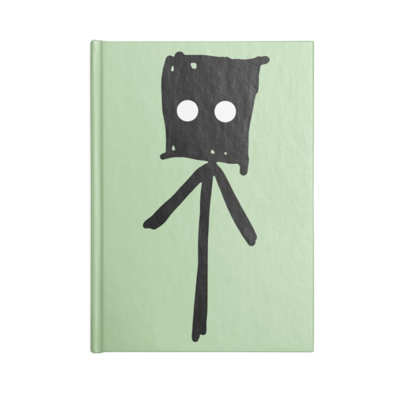 Sprite Accessories Notebook by The Little Fears