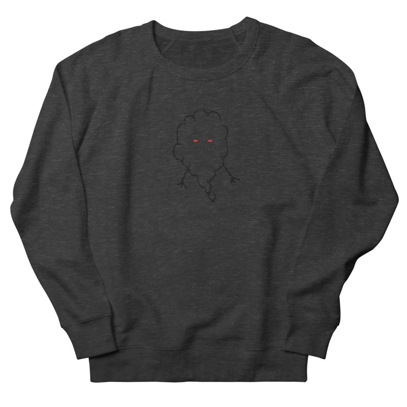 Cloud Men's French Terry Sweatshirt by The Little Fears