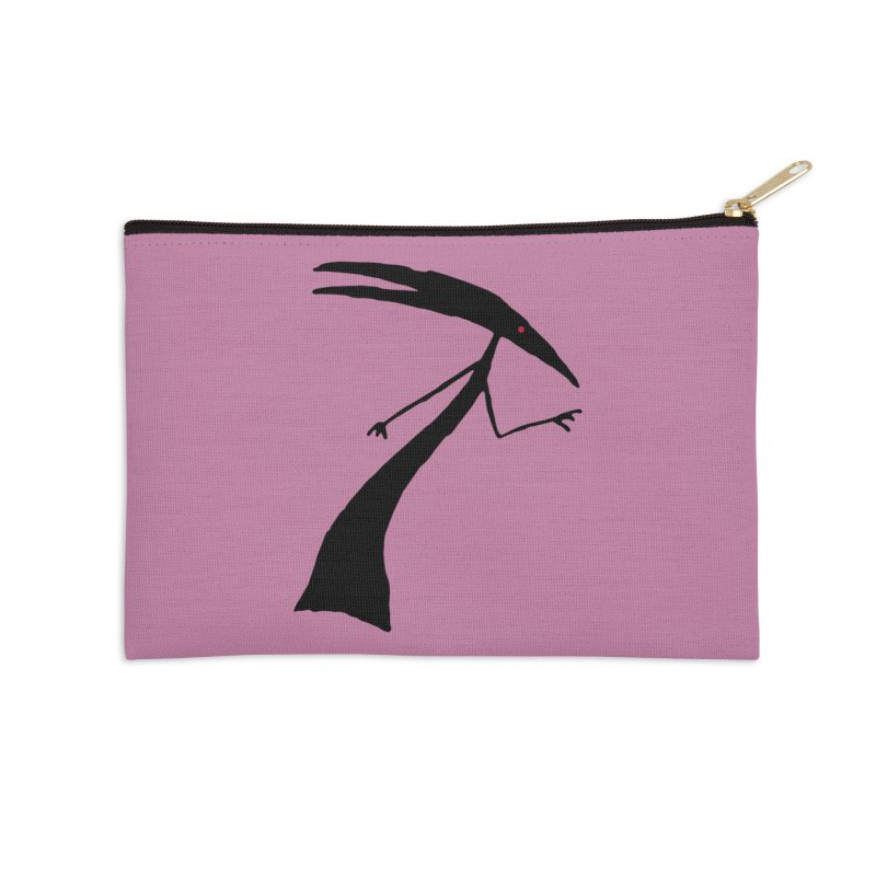Capricorn Accessories Zip Pouch by The Little Fears