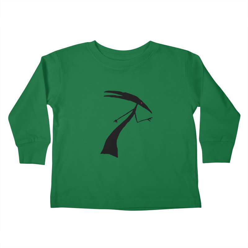 Capricorn Kids Toddler Longsleeve T-Shirt by The Little Fears