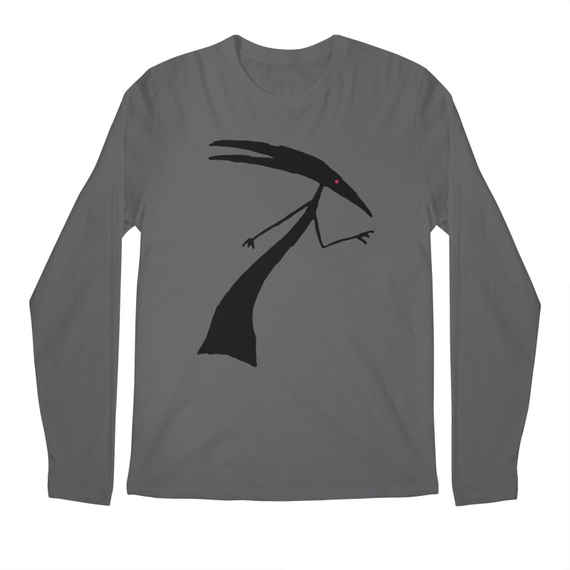 Capricorn Men's Longsleeve T-Shirt by The Little Fears