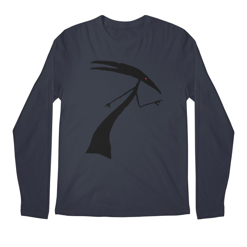 Capricorn Men's Regular Longsleeve T-Shirt by The Little Fears