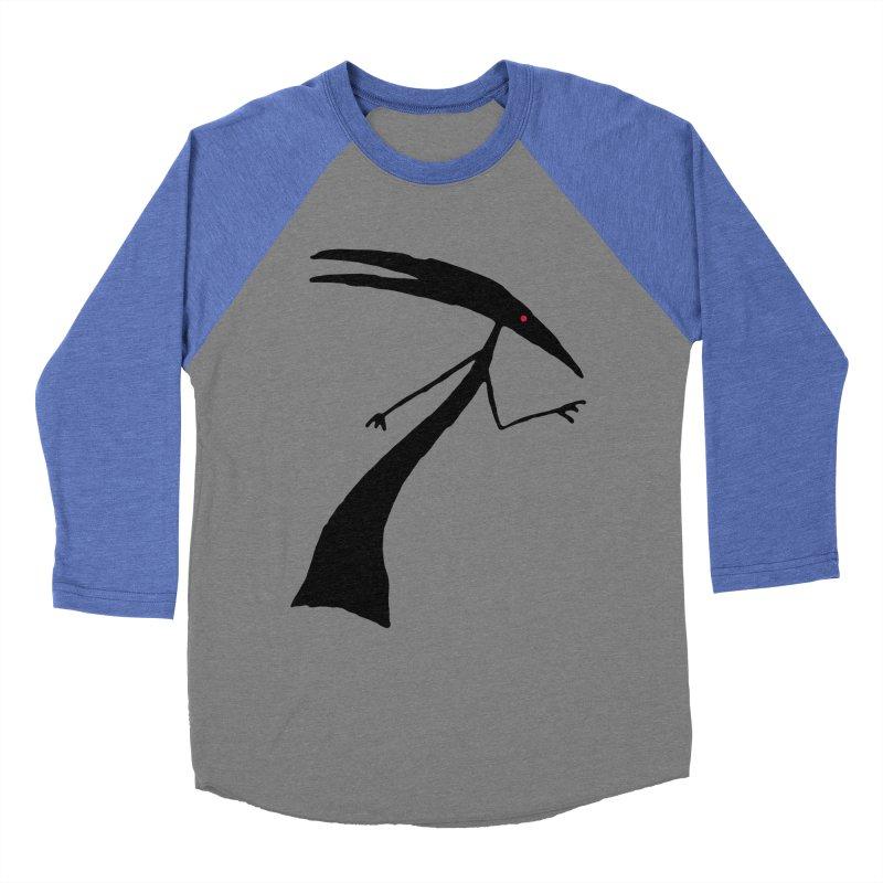 Capricorn Women's Baseball Triblend T-Shirt by The Little Fears