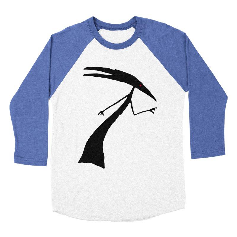 Capricorn Men's Baseball Triblend T-Shirt by The Little Fears