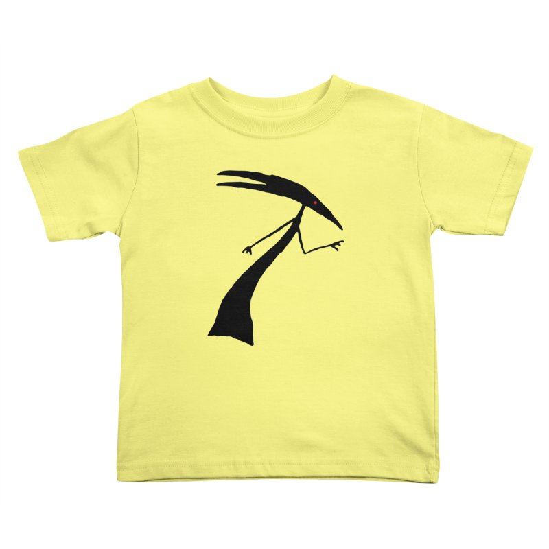 Capricorn Kids Toddler T-Shirt by The Little Fears