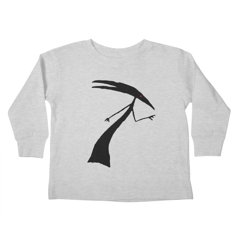 Capricorn Kids Toddler Longsleeve T-Shirt by The Little Fears