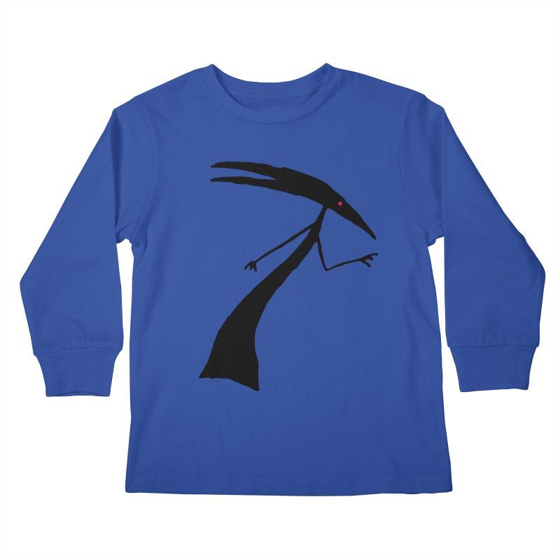 Capricorn Kids Longsleeve T-Shirt by The Little Fears