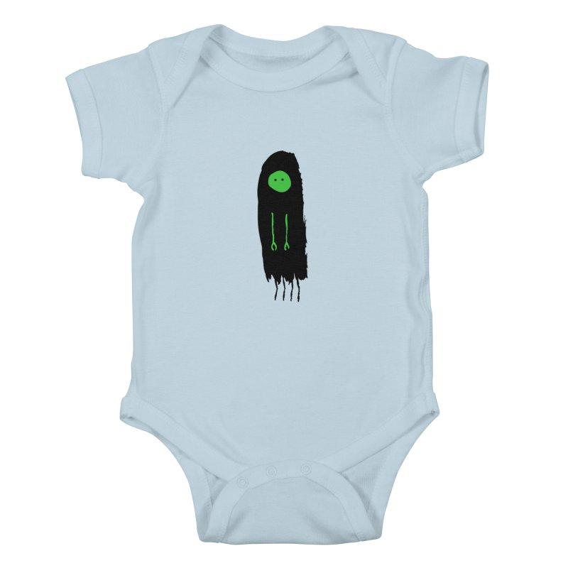 Venom Kids Baby Bodysuit by The Little Fears