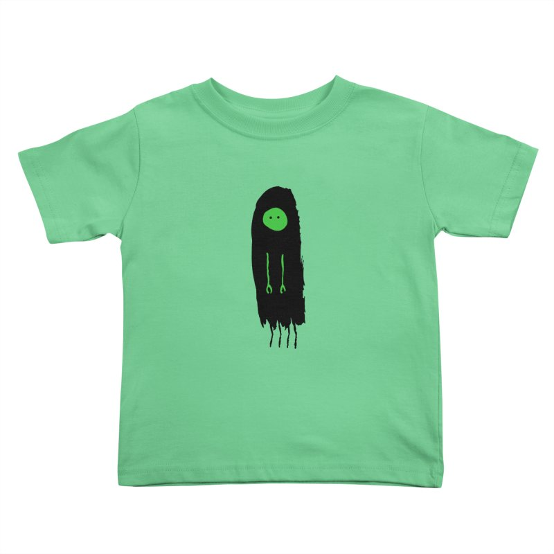 Venom Kids Toddler T-Shirt by The Little Fears