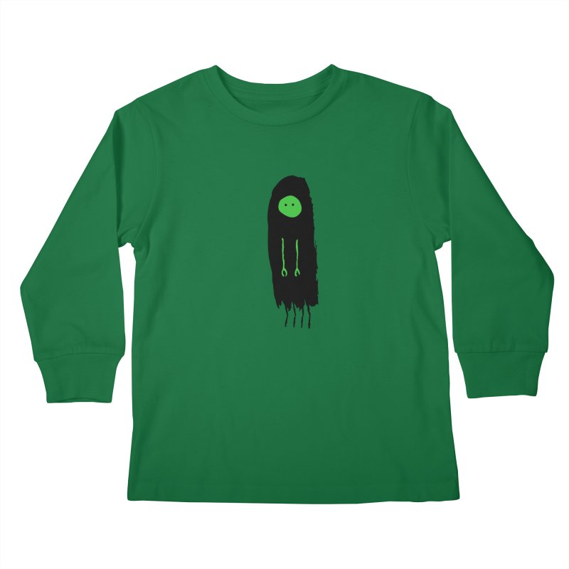 Venom Kids Longsleeve T-Shirt by The Little Fears