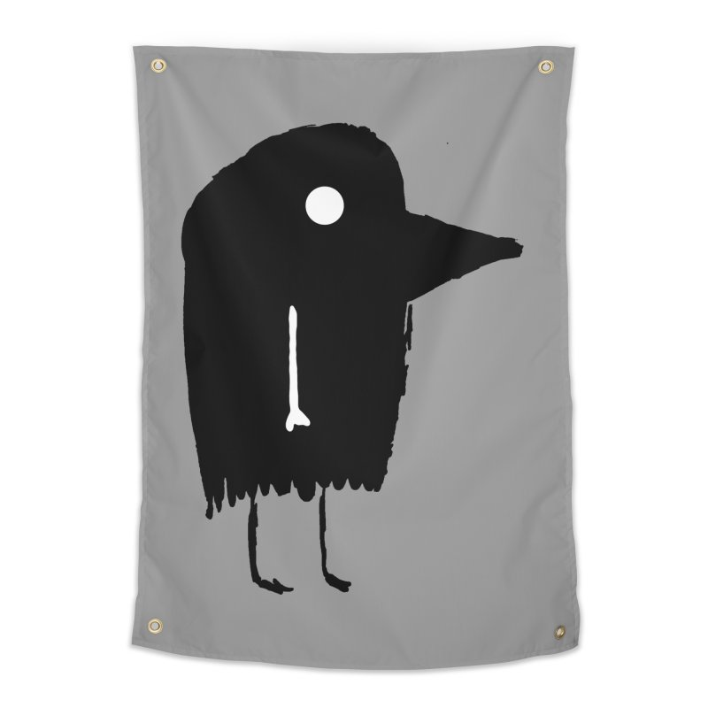 Fuen - Bird Spirit Home Tapestry by The Little Fears