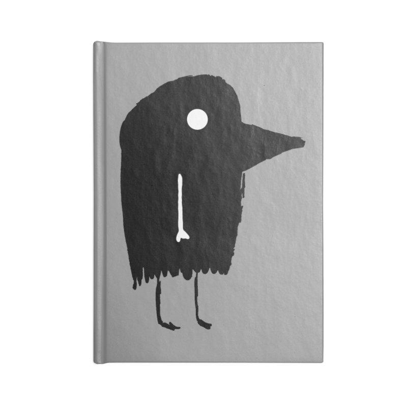 Fuen - Bird Spirit Accessories Notebook by The Little Fears