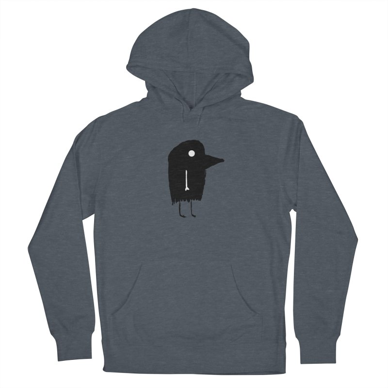 Fuen Men's French Terry Pullover Hoody by The Little Fears