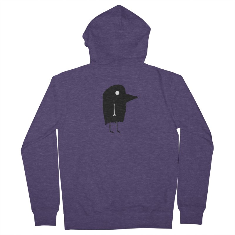 Fuen Men's French Terry Zip-Up Hoody by The Little Fears