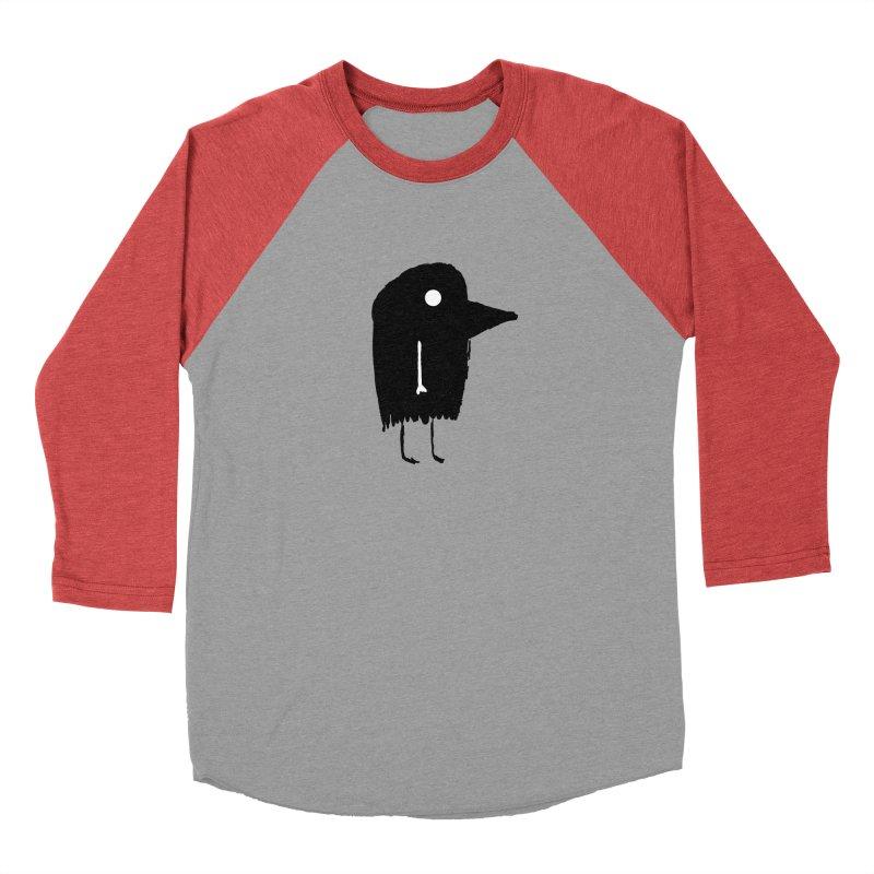 Fuen Women's Baseball Triblend Longsleeve T-Shirt by The Little Fears