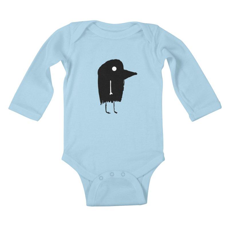 Fuen Kids Baby Longsleeve Bodysuit by The Little Fears