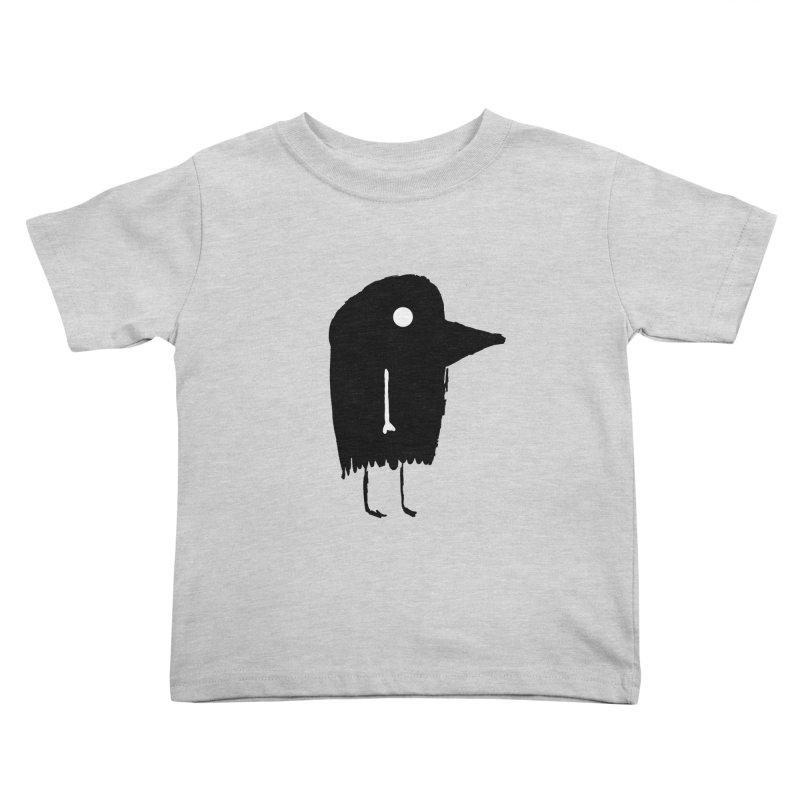 Fuen - Bird Spirit Kids Toddler T-Shirt by The Little Fears