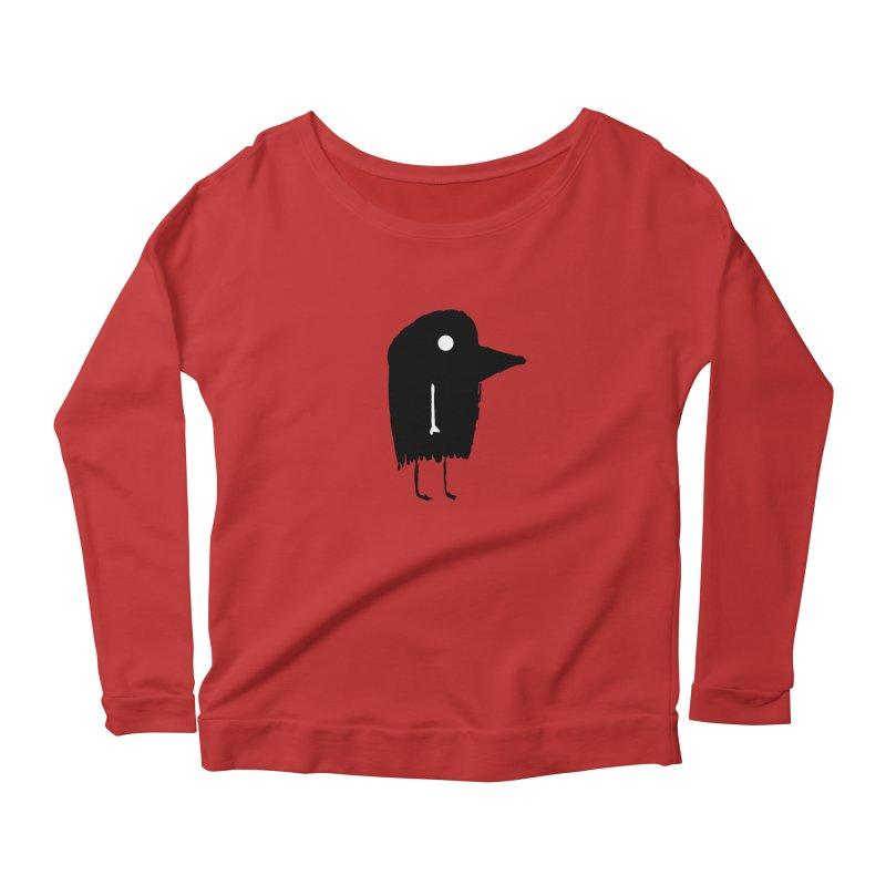 Fuen Women's Scoop Neck Longsleeve T-Shirt by The Little Fears