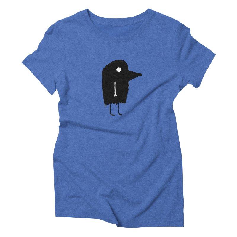 Fuen Women's Triblend T-shirt by The Little Fears