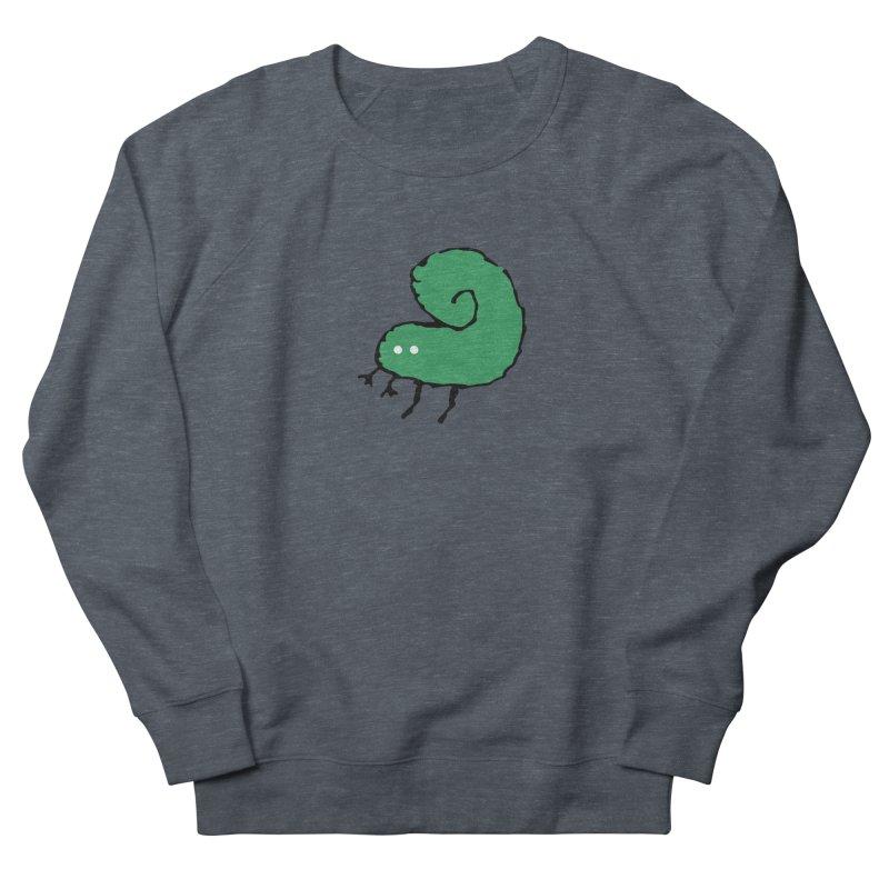 Green Bugly Women's Sweatshirt by The Little Fears