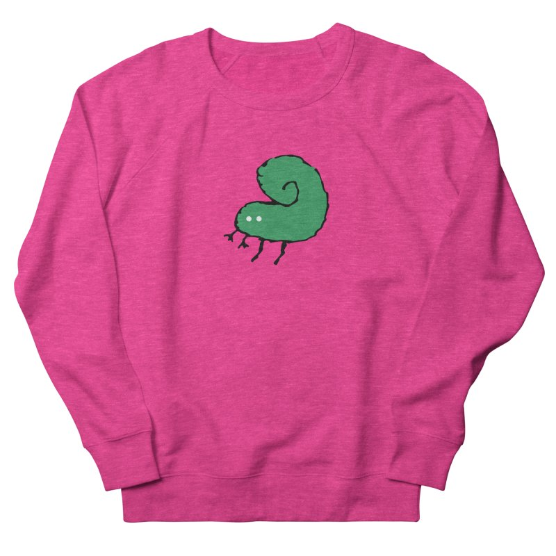 Green Bugly Men's Sweatshirt by The Little Fears