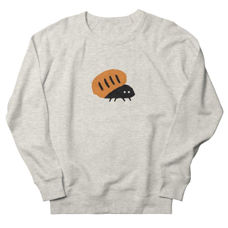 Orange Bug Women's Sweatshirt by The Little Fears