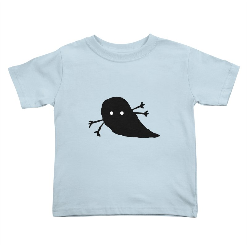 Nut Bugly Kids Toddler T-Shirt by The Little Fears
