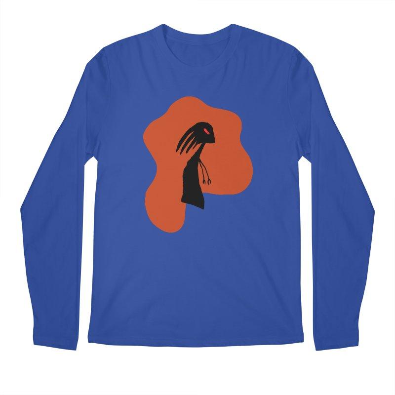 Rust Men's Longsleeve T-Shirt by The Little Fears