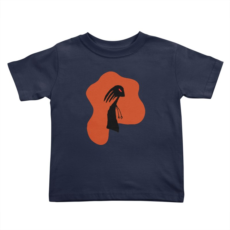 Rust Kids Toddler T-Shirt by The Little Fears
