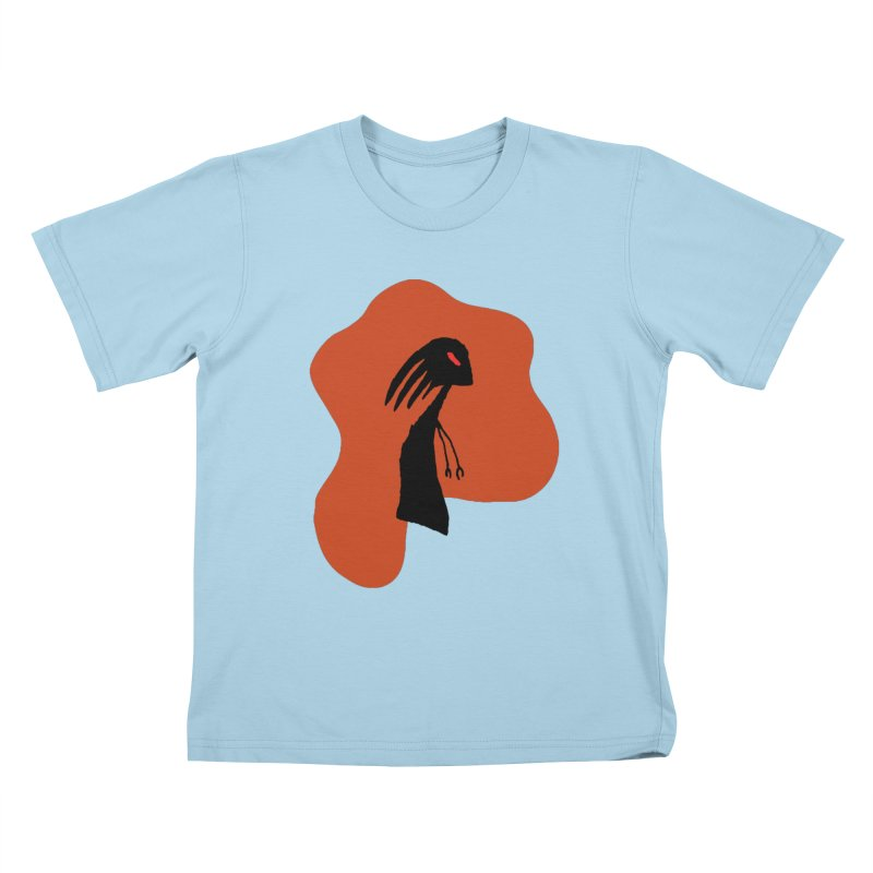 Rust Kids T-shirt by The Little Fears