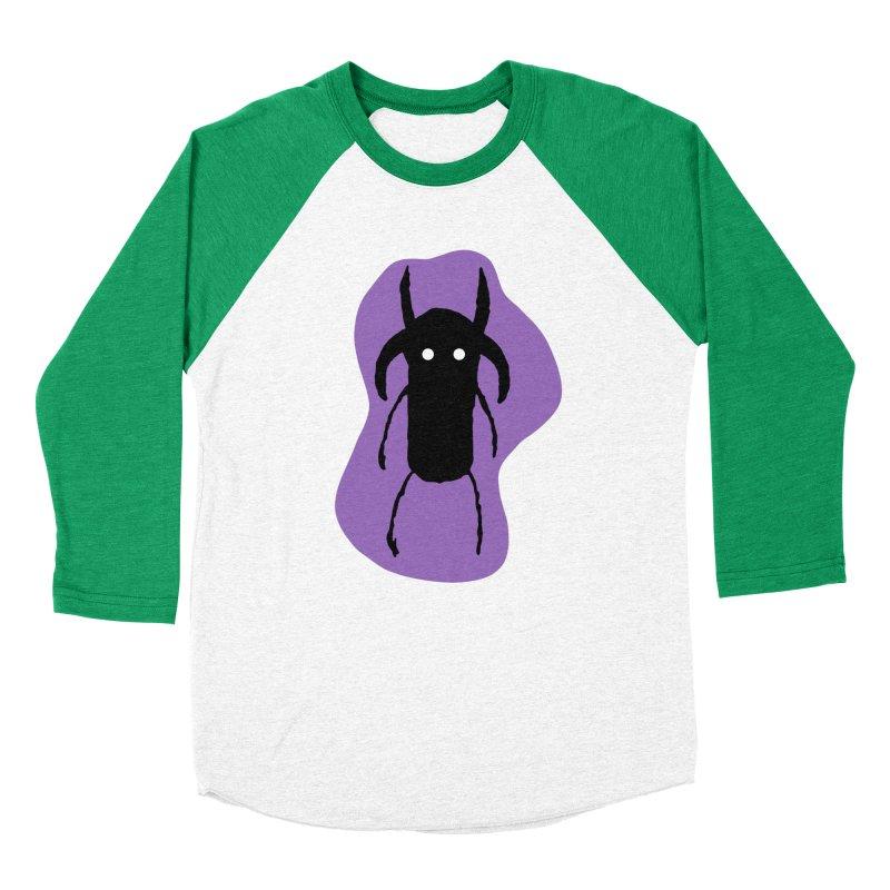 Dami Men's Baseball Triblend T-Shirt by The Little Fears