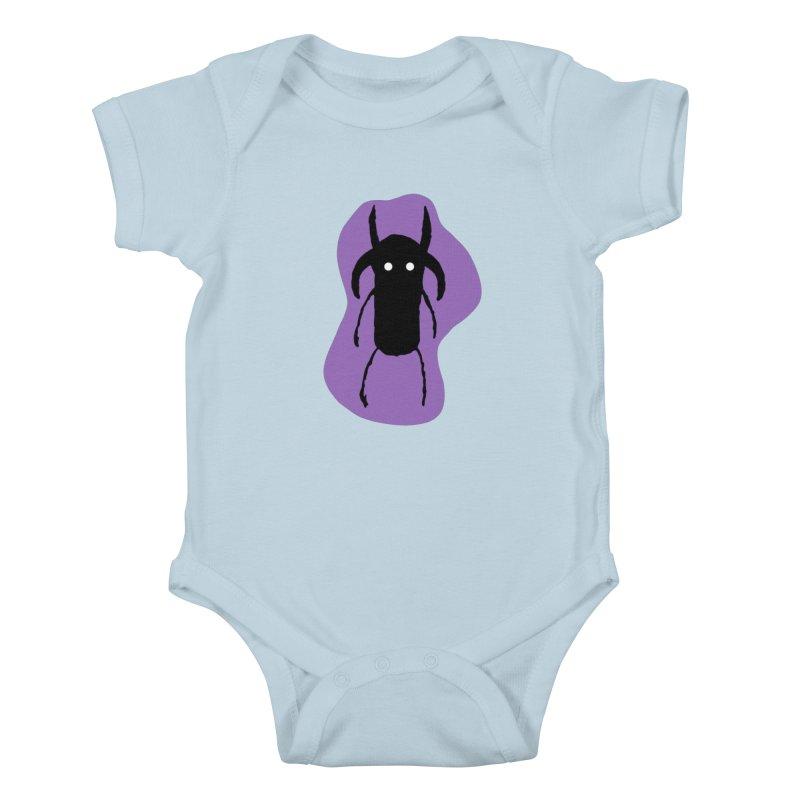 Dami Kids Baby Bodysuit by The Little Fears