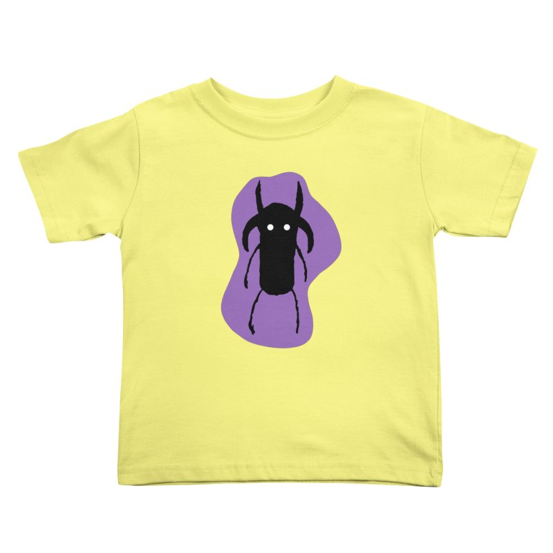 Dami Kids Toddler T-Shirt by The Little Fears
