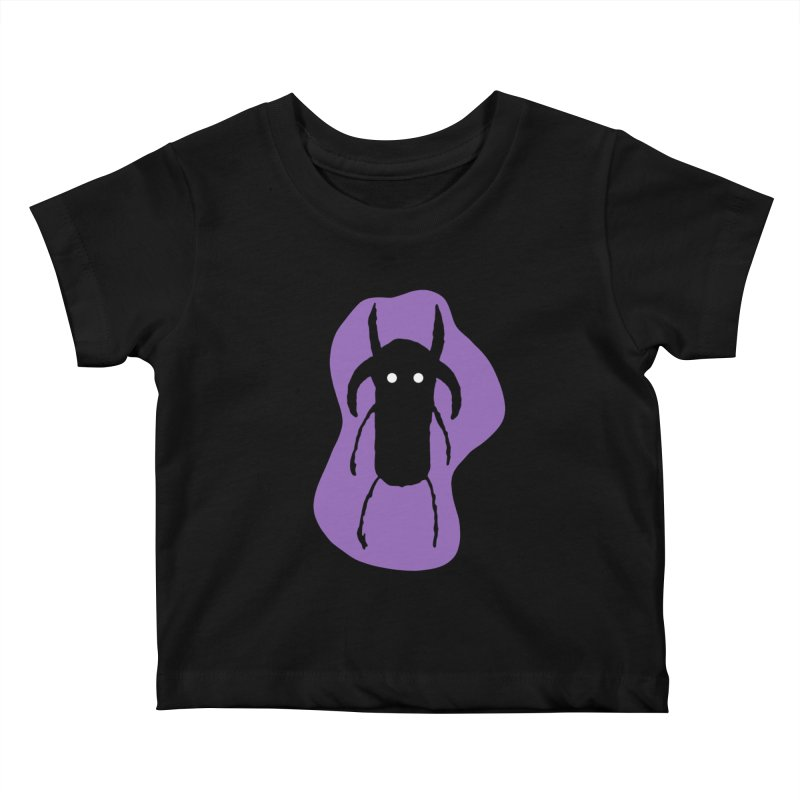 Dami Kids Baby T-Shirt by The Little Fears