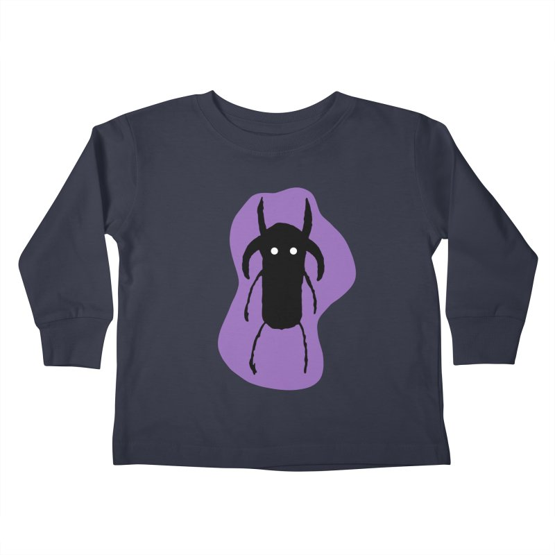 Dami Kids Toddler Longsleeve T-Shirt by The Little Fears