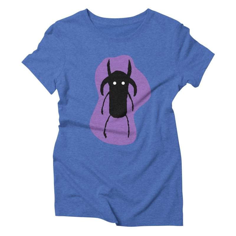 Dami Women's Triblend T-shirt by The Little Fears