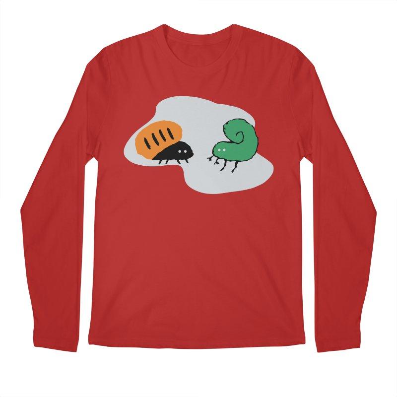 Bugged Men's Longsleeve T-Shirt by The Little Fears