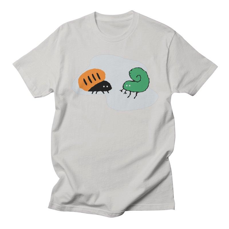 Bugged Women's Unisex T-Shirt by The Little Fears
