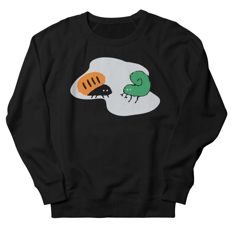 Bugged Women's Sweatshirt by The Little Fears