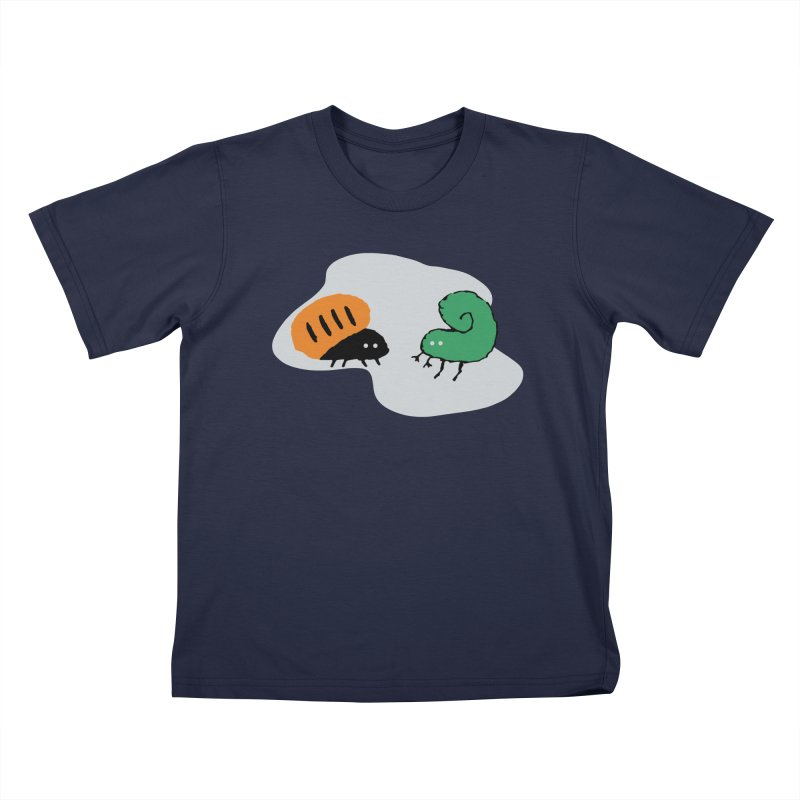 Bugged Kids T-shirt by The Little Fears