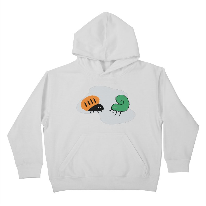 Bugged Kids Pullover Hoody by The Little Fears