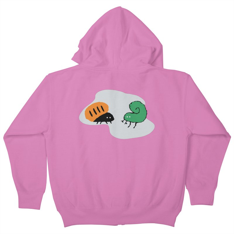 Bugged Kids Zip-Up Hoody by The Little Fears