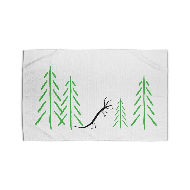 Hydras Forest Home Rug by The Little Fears