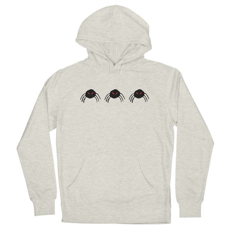 Spiders! Women's Pullover Hoody by The Little Fears