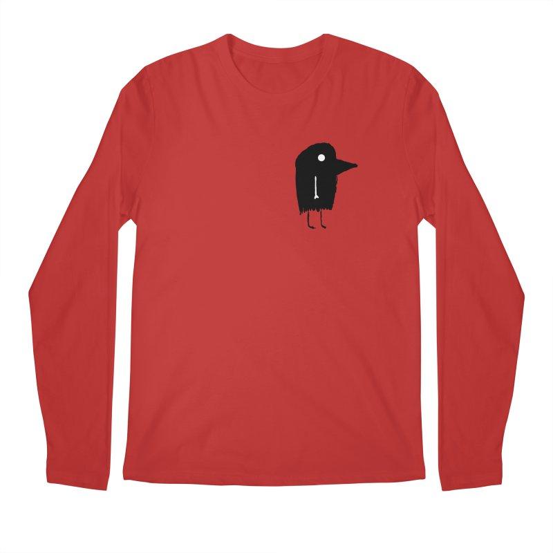 Pocket Fuen Men's Longsleeve T-Shirt by The Little Fears