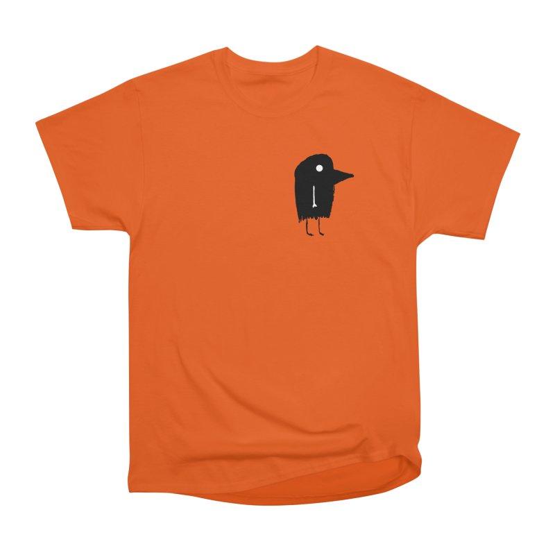 Pocket Fuen Women's Heavyweight Unisex T-Shirt by The Little Fears