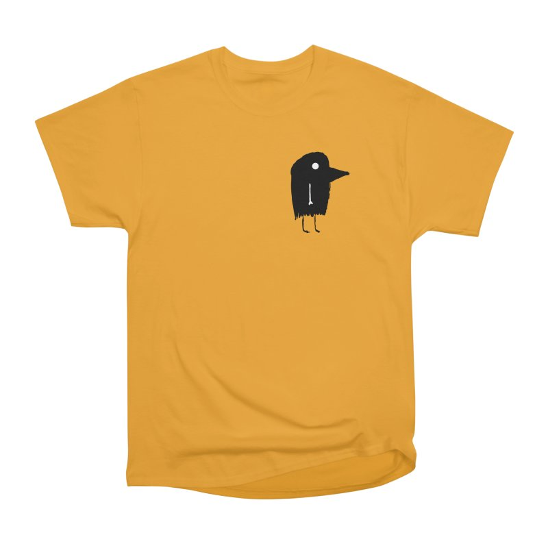 Pocket Fuen Men's Heavyweight T-Shirt by The Little Fears