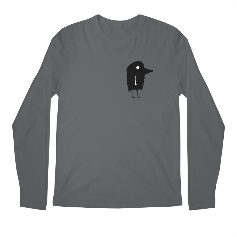 Pocket Fuen Men's Longsleeve T-Shirt by The Little Fears