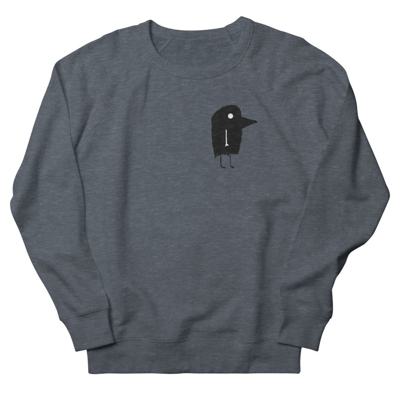 Pocket Fuen Men's French Terry Sweatshirt by The Little Fears